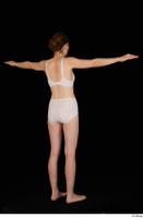 Violet standing t-pose underwear white bra white panties whole body 0006.jpg