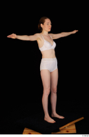 Violet standing t-pose underwear white bra white panties whole body 0008.jpg