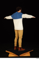 Pablo brown shoes brown trousers dressed standing sweater t-pose whole body 0006.jpg