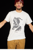 Pablo dressed upper body white t shirt 0001.jpg