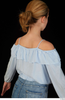 Sarah blue blouse dressed upper body 0006.jpg