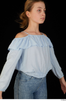 Sarah blue blouse dressed upper body 0008.jpg