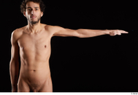 Pablo  1 arm flexing front view nude 0003.jpg