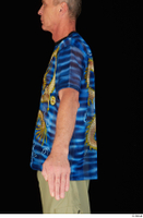 Joseph blue t shirt casual dressed upper body 0003.jpg