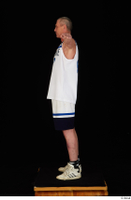 Joseph dressed sports standing t-pose white shorts white sneakers white tank top whole body 0003.jpg