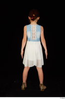Lilly dress dressed sandals standing whole body 0005.jpg