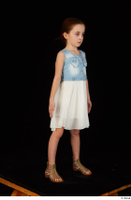 Lilly dress dressed sandals standing whole body 0008.jpg