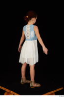 Lilly dress dressed sandals standing whole body 0014.jpg