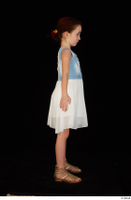 Lilly dress dressed sandals standing whole body 0015.jpg