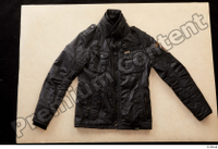 Clothes  222 black leather jacket casual 0001.jpg