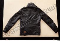 Clothes  222 black leather jacket casual 0002.jpg