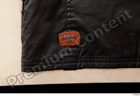 Clothes  222 black leather jacket casual 0003.jpg