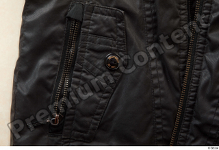 Clothes  222 black leather jacket casual 0007.jpg