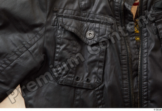 Clothes  222 black leather jacket casual 0008.jpg