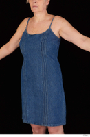 Carly dressed jeans dress trunk upper body 0002.jpg