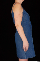 Carly arm dressed jeans dress trunk upper body 0002.jpg