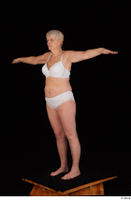 Carly standing t-pose underwear white bra white panties whole body 0002.jpg