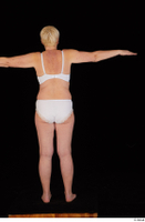 Carly standing t-pose underwear white bra white panties whole body 0005.jpg