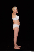Carly standing t-pose underwear white bra white panties whole body 0007.jpg