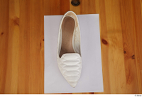 Clothes  223 shoes white moccasin 0002.jpg