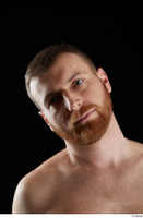 Victor  2 bearded flexing front view head 0004.jpg