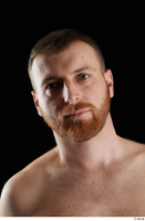 Victor  2 bearded flexing front view head 0005.jpg
