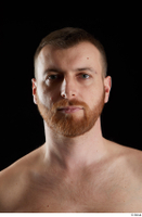 Victor  2 bearded flexing front view head 0006.jpg