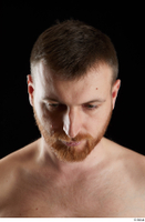 Victor  2 bearded flexing front view head 0008.jpg