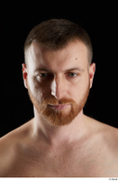 Victor  2 bearded flexing front view head 0009.jpg