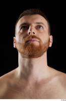 Victor  2 bearded flexing front view head 0012.jpg