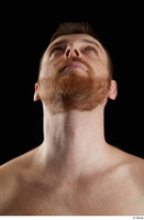 Victor  2 bearded flexing front view head 0013.jpg