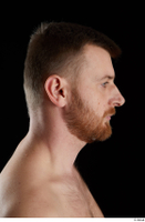 Victor  2 bearded flexing head side view 0003.jpg