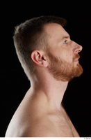 Victor  2 bearded flexing head side view 0005.jpg