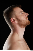 Victor  2 bearded flexing head side view 0006.jpg