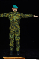 Victor army belt beret cap black shoes camo jacket camo trousers dressed standing t-pose whole body 0005.jpg