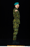 Victor army belt beret cap black shoes camo jacket camo trousers dressed standing t-pose whole body 0007.jpg