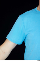 Victor arm blue t shirt dressed shoulder upper body 0001.jpg