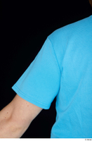 Victor arm blue t shirt dressed shoulder upper body 0004.jpg