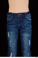 Timea dressed jeans thigh 0001.jpg