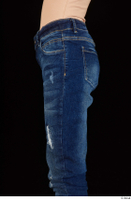 Timea dressed jeans thigh 0003.jpg