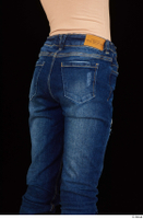 Timea dressed jeans thigh 0006.jpg