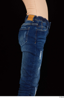 Timea dressed jeans thigh 0007.jpg