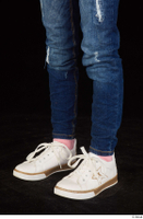Timea calf dressed jeans white sneakers 0002.jpg