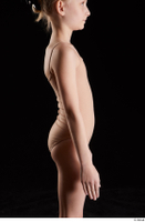 Timea  1 arm flexing nude side view 0001.jpg