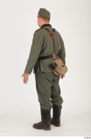 German army uniform World War II. army soldier standing uniform whole body 0004.jpg