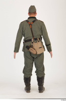 German army uniform World War II. army soldier standing uniform whole body 0005.jpg