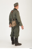 German army uniform World War II. army soldier standing uniform whole body 0006.jpg
