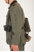 German army uniform World War II. arm army soldier uniform upper body 0003.jpg