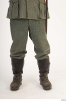 German army uniform World War II. army leg lower body soldier uniform 0001.jpg