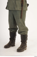 German army uniform World War II. army leg lower body soldier uniform 0002.jpg